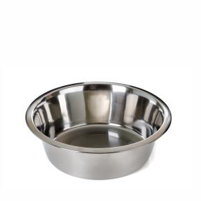 Nerezová miska pro psa pr. 25 cm