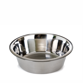 Nerezová miska pro psa pr. 29 cm