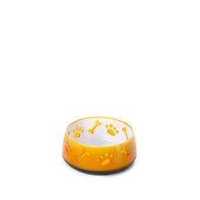 Miska pro psa malá – oranžová