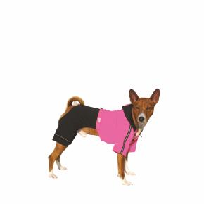 Kombinéza Kim 1 – růžovo-černá