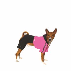 Kombinéza Kim 3 – růžovo-černá