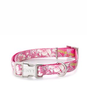Envy - obojek Hula-Hula 20 mm, růžový