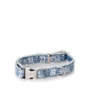 Envy - obojek Hippy 10 mm, modrý