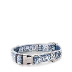 Envy - obojek Hippy 15 mm, modrý