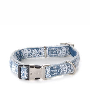 Envy - obojek Hippy 20 mm, modrý