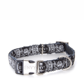 Envy - obojek Hippy 25 mm, černý