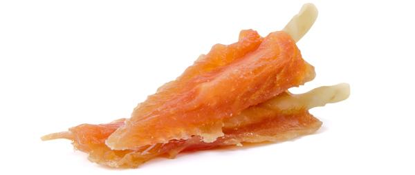 Meat Snack Chicken Meat Lollipop, sušené kuřecí maso na dentální tyčince, masový pamlsek, 500g
