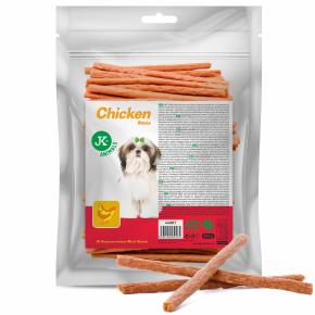 Meat Snack Chicken Sticks, sušené kuřecí tyčinky, masový pamlsek, 500g