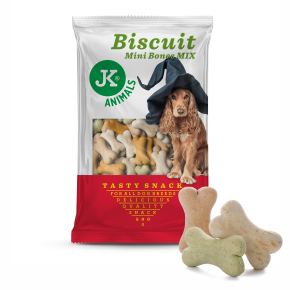 Biscuit - Mini Bone Mix - Tasty Snack, pečený pamlsek