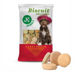 Biscuit - Wheel Mix - Tasty Snack, pečený pamlsek