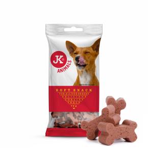 Soft Snack – šunkové kostičky, polovlhký pamlsek 70g