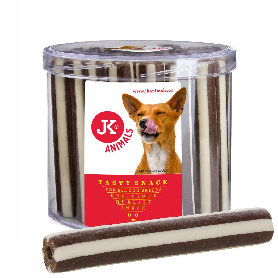 JK ANIMALS Tubitos s drůbeží příchutí 35 ks - dóza | © copyright jk animals, všechna práva vyhrazena
