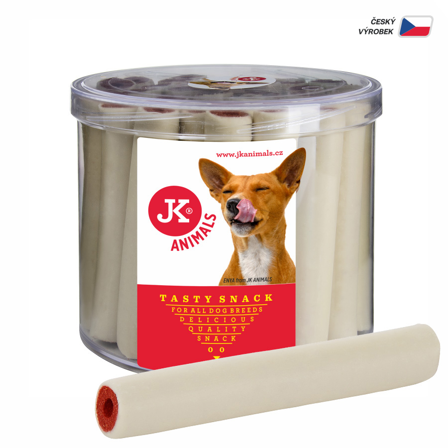 JK ANIMALS Mini morkové trubičky 35 ks - dóza | © copyright jk animals, všechna práva vyhrazena