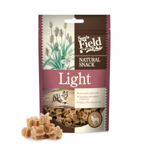 Sams Field Natural Snack Light, funkční masový polovlhký pamlsek 200g (Sam's Field)