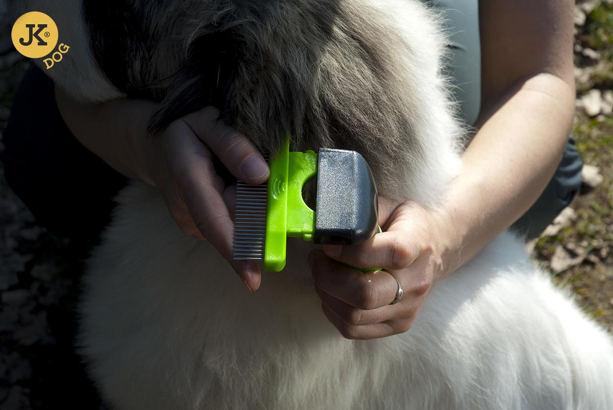 """JK ANIMALS Nástavec - hřeben 35 hrotů """"L""""   © copyright jk animals, všechna práva vyhrazena"""