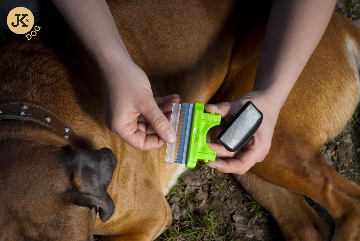 JK ANIMALS Nástavec - trimovací hřeben 76 mm | © copyright jk animals, všechna práva vyhrazena