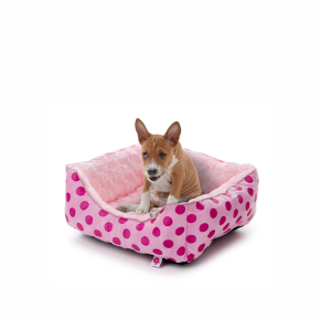Pelíšek Puppy S růžový