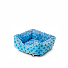 Pelíšek Puppy S modrý