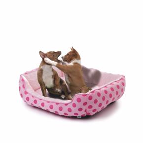 Pelíšek Puppy M růžový
