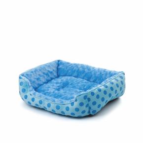Pelíšek Puppy M modrý