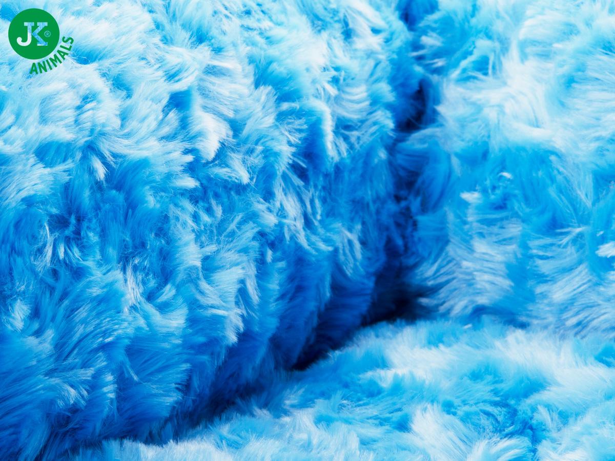 JK ANIMALS Pelíšek Puppy M modrý | © copyright jk animals, všechna práva vyhrazena