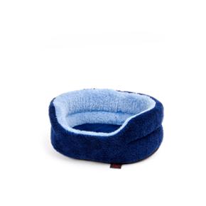 Pelíšek Lama č. 1 modrý