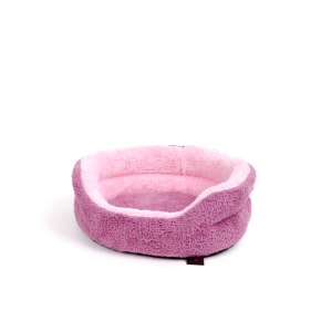 Pelíšek Lama č. 1 růžový