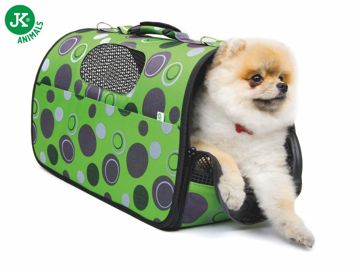 JK ANIMALS Cestovní taška Bubble M | © copyright jk animals, všechna práva vyhrazena