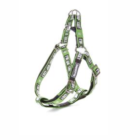 Envy - postroj VIP 10 mm, zelený