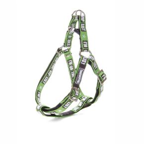 Envy - postroj VIP 15 mm, zelený