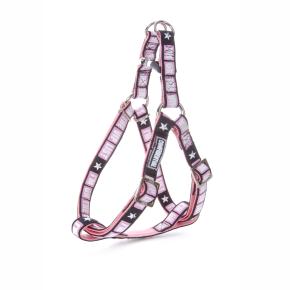 Envy - postroj VIP 15 mm, růžový