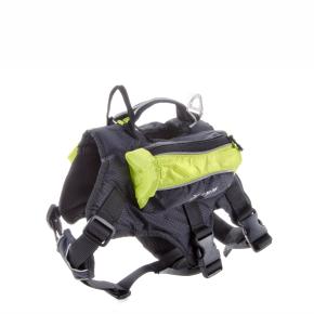 X-TRM postroj s batohem, zelený