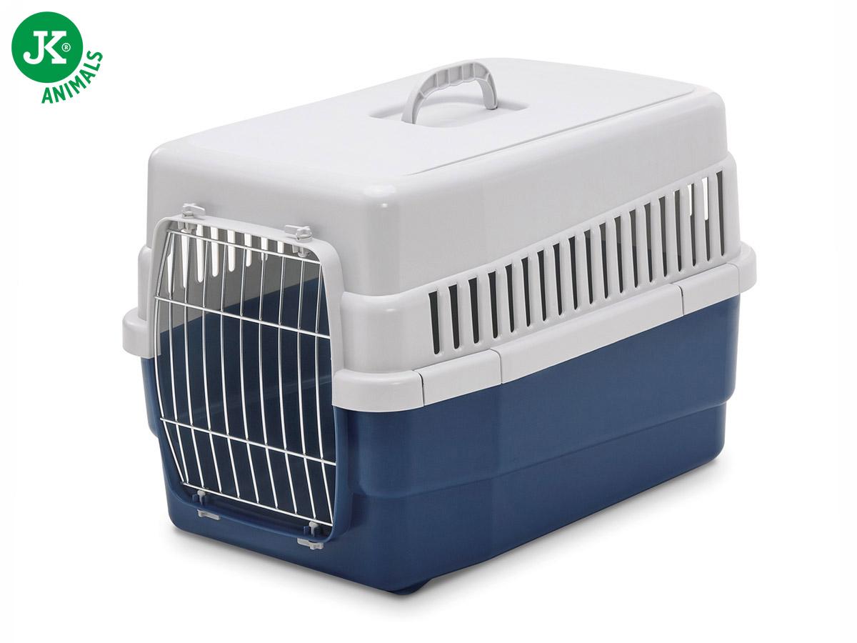 JK ANIMALS plastová přepravka CARRY 60 modrá | © copyright jk animals, všechna práva vyhrazena