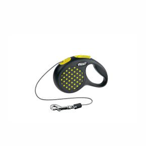 flexi Design Cord (lanko), velikost XS, žlutá