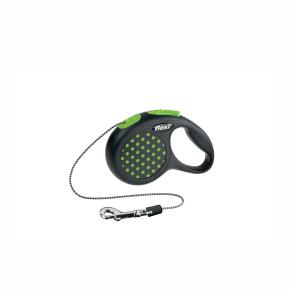 flexi Design Cord (lanko), velikost XS, zelená