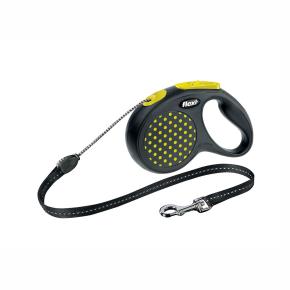 flexi Design Cord (lanko), velikost S, žlutá