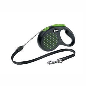 flexi Design Cord (lanko), velikost S, zelená
