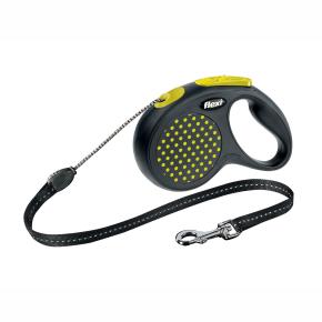 flexi Design Cord (lanko), velikost M, žlutá