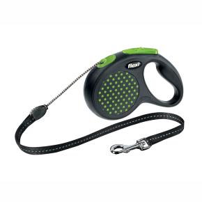 flexi Design Cord (lanko), velikost M, zelená