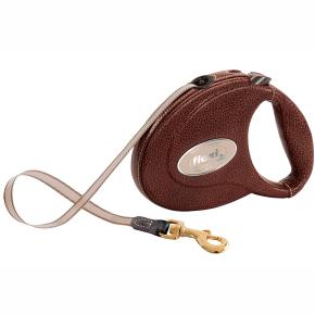 flexi Leather M hnědá (pásek)