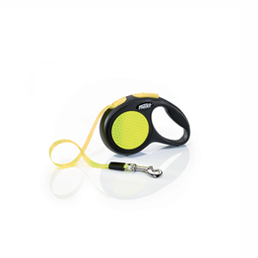 flexi New Neon Tape (pásek), velikost XS