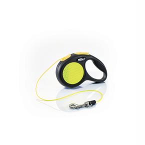 flexi New Neon Cord (lanko), velikost XS