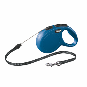 flexi New Classic Cord (lanko), velikost S, modrá