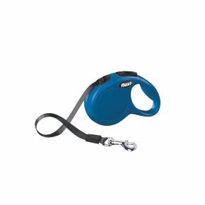 flexi New Classic Tape (pásek), velikost XS, modrá