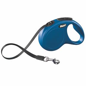 flexi New Classic Tape (pásek), velikost M-L, modrá