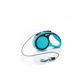 flexi New Comfort Cord (lanko), velikost XS, modrá