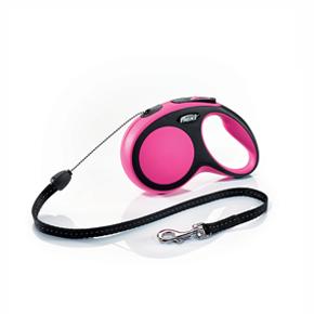 flexi New Comfort Cord (lanko), velikost S, růžová