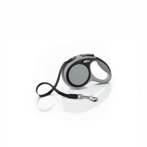 flexi New Comfort Tape (pásek), velikost XS, šedá