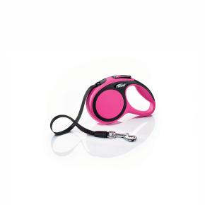 flexi New Comfort Tape (pásek), velikost XS, růžová
