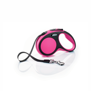 flexi New Comfort Tape (pásek), velikost S, růžová